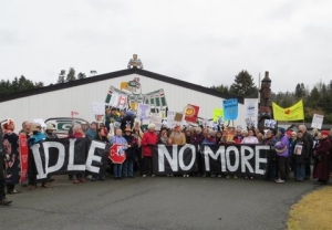 Idle no More --Komox Nation