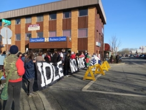 Idle No More Rally Jan. 11