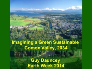 guy pres 2014 Earth Week