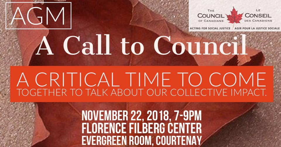A Call to Council